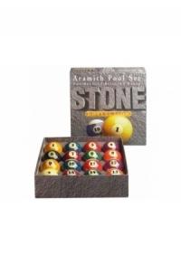 "Billardbälle-Set Aramith ""Stone Editio.."