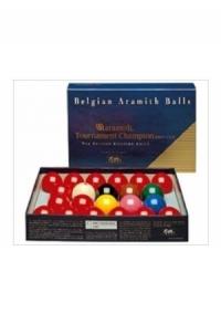 "Snookerbälle-Set Aramith ""Tournament"" .."